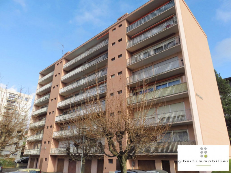 Sale apartment Le puy en velay 85 900€ - Picture 1