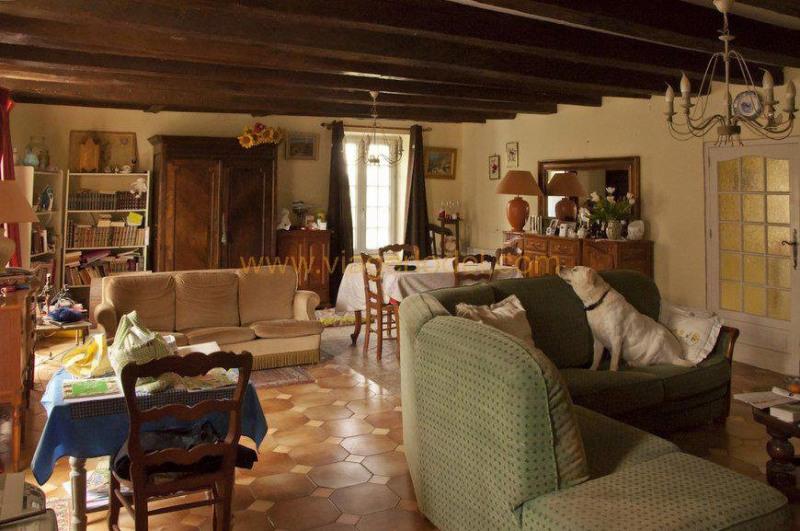 Vendita nell' vitalizio di vita casa Leigné-les-bois 65000€ - Fotografia 6