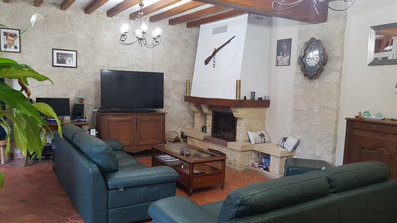 Vente maison / villa Vallangoujard 377400€ - Photo 3