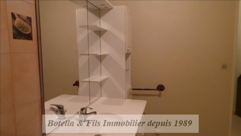 Prodotto dell' investimento appartamento Bagnols sur ceze 110000€ - Fotografia 3