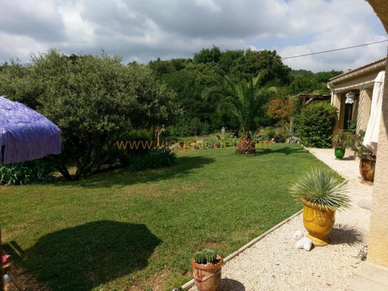 Vendita nell' vitalizio di vita casa Boisset-et-gaujac 110000€ - Fotografia 9
