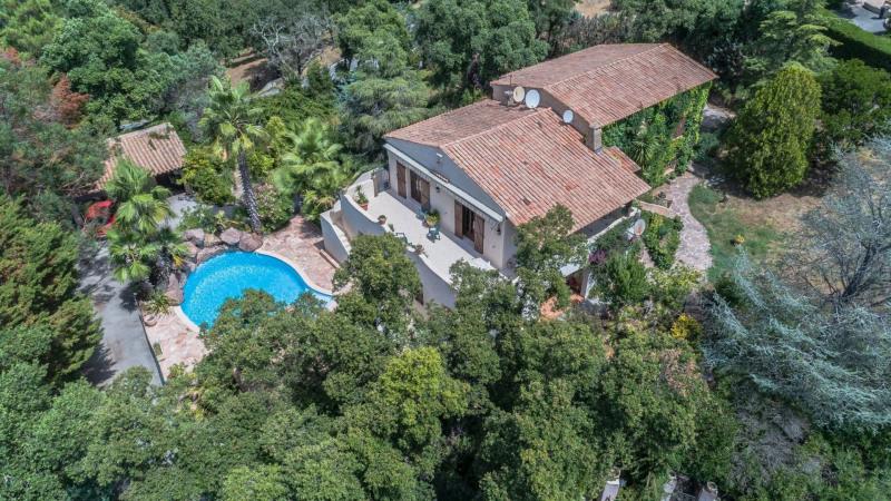 Vente de prestige maison / villa Les adrets-de-l'estérel 800000€ - Photo 1