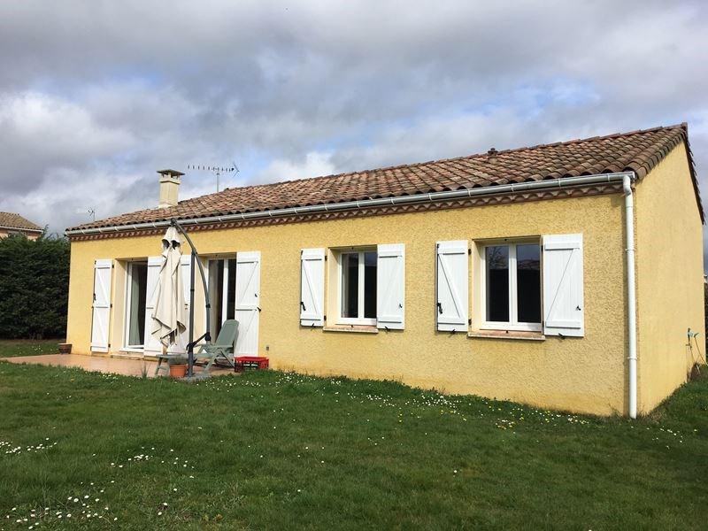 Rental house / villa Saint lys 884€ CC - Picture 3