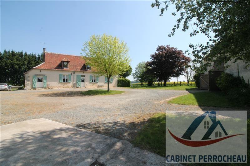 Sale house / villa La chartre sur le loir 270300€ - Picture 9