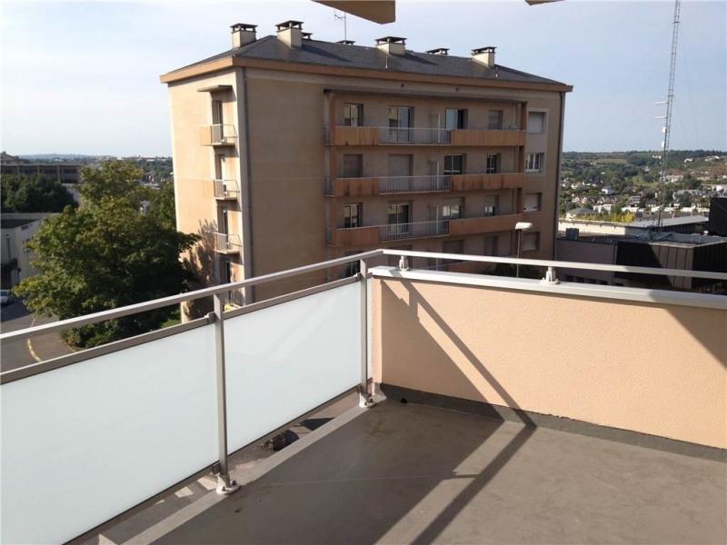 Rental apartment Rodez 425€ CC - Picture 1