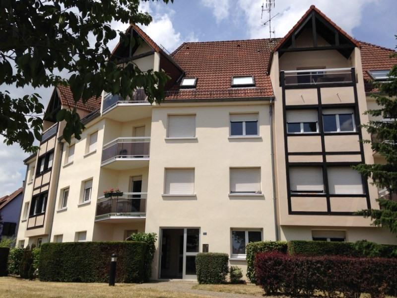 Location appartement Strasbourg 533€ CC - Photo 1