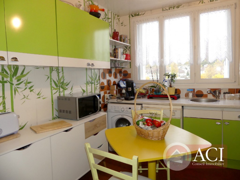 Sale apartment Montmagny 205000€ - Picture 5