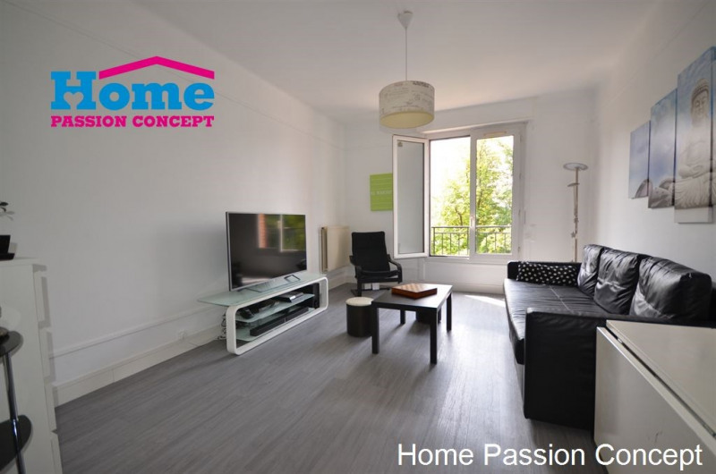 Vente appartement Suresnes 375 000€ - Photo 1