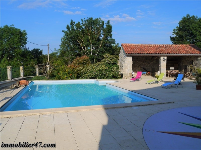 Vente de prestige maison / villa Prayssas 482 000€ - Photo 13