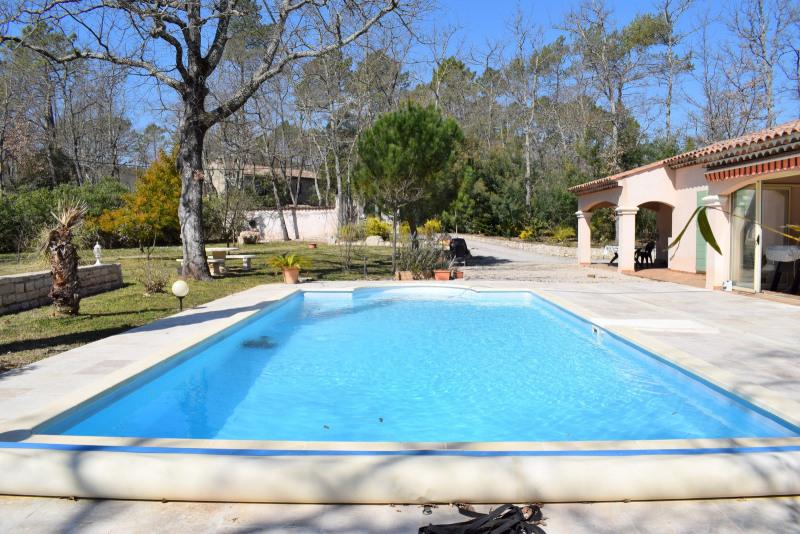 Vente maison / villa Fayence 593000€ - Photo 5