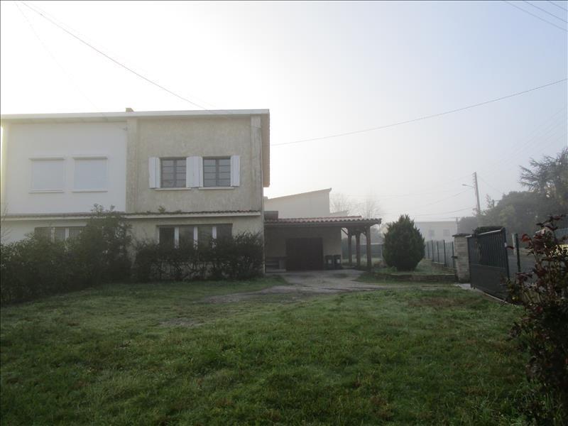 Rental house / villa Gradignan 999€ CC - Picture 1