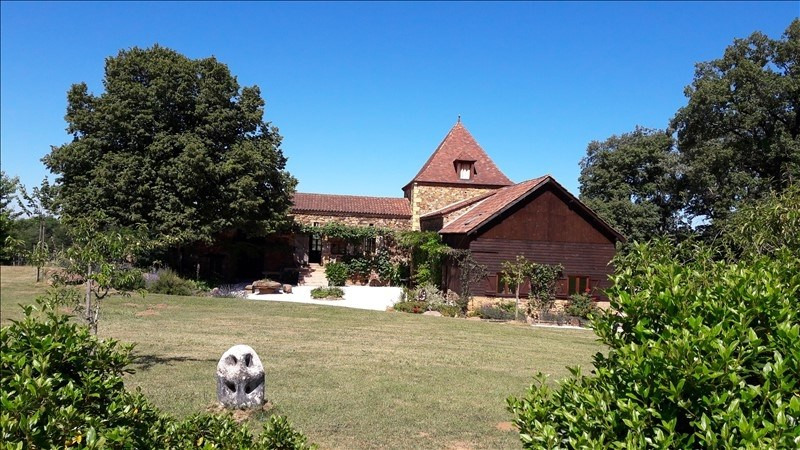 Deluxe sale house / villa St amand de belves 588000€ - Picture 3