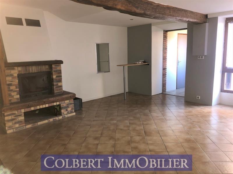 Sale house / villa Pontigny 124000€ - Picture 1