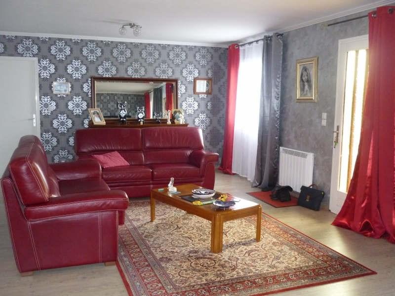 Sale house / villa Sabres 168000€ - Picture 2
