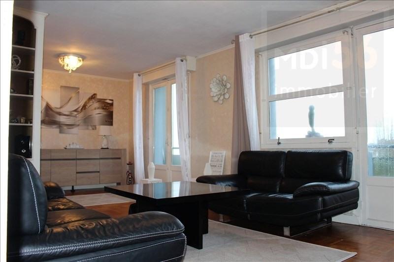 Sale apartment Lorient 106500€ - Picture 3