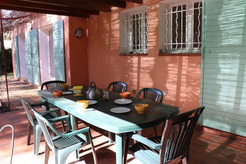 Location vacances maison / villa Cavalaire sur mer 1300€ - Photo 8