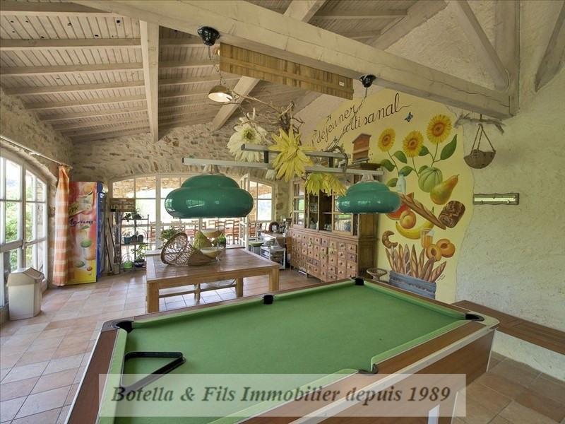 Deluxe sale house / villa Les vans 598000€ - Picture 4