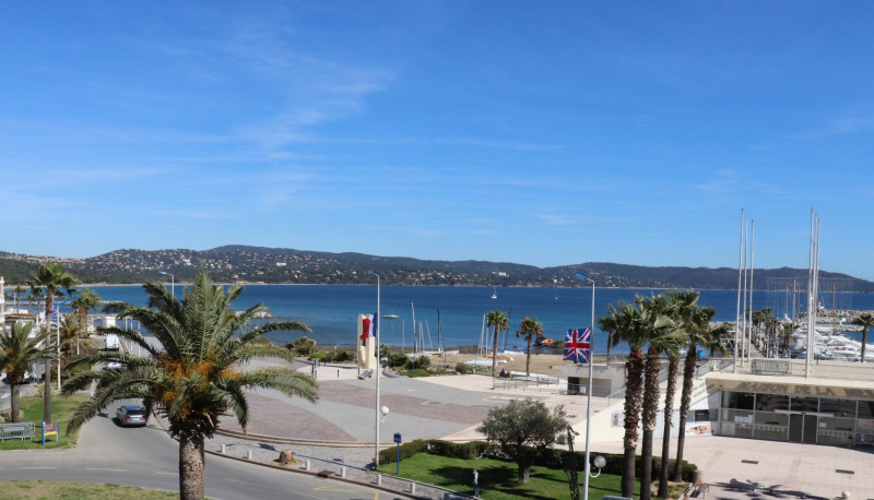 Location vacances appartement Cavalaire sur mer 400€ - Photo 1
