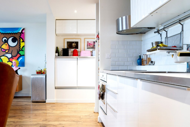 Sale apartment Lyon 3ème 475000€ - Picture 5