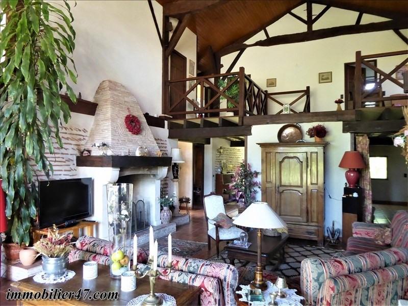 Vente maison / villa Castelmoron sur lot 367000€ - Photo 2