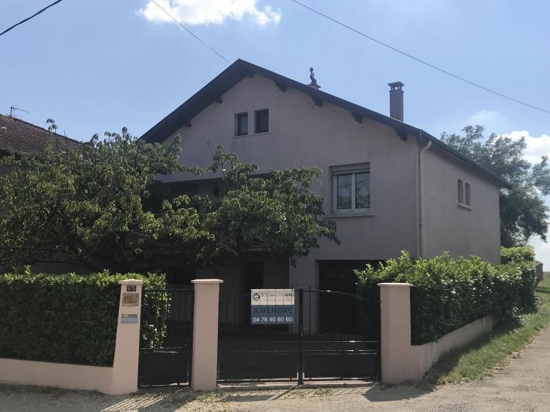 Vente maison / villa Heyrieux 207000€ - Photo 12