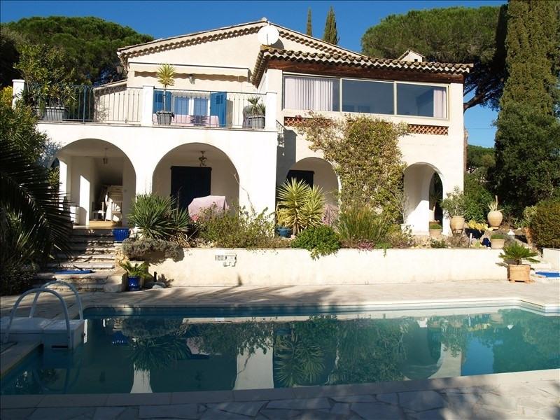 Vente de prestige maison / villa Les issambres 750000€ - Photo 1