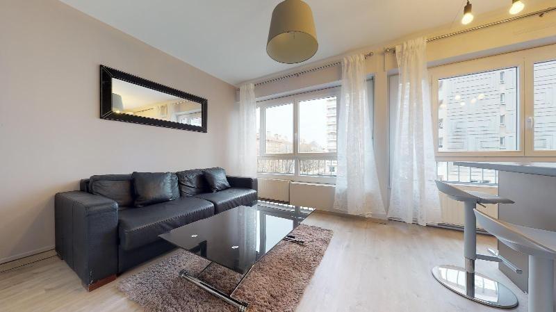 Appartement rénové Lyon - 2 pièce (s) - 31.07 m²