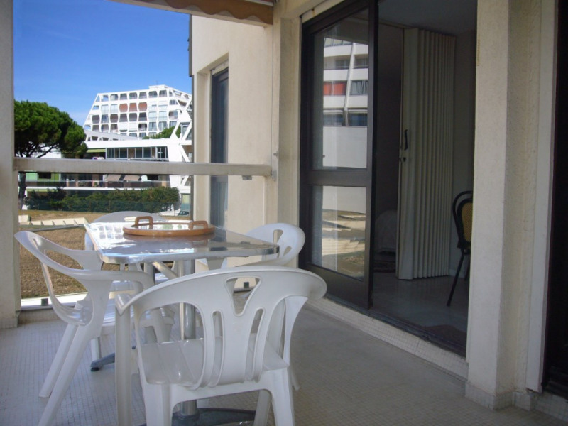 Sale apartment La grande motte 119 500€ - Picture 1