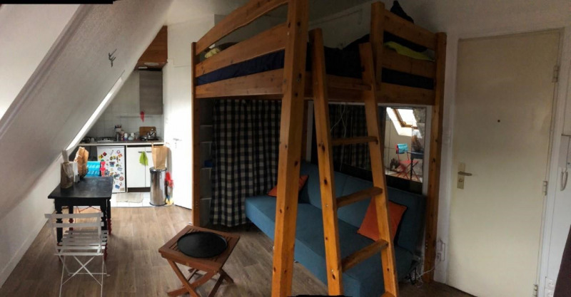 Vente appartement Paris 17ème 160500€ - Photo 3