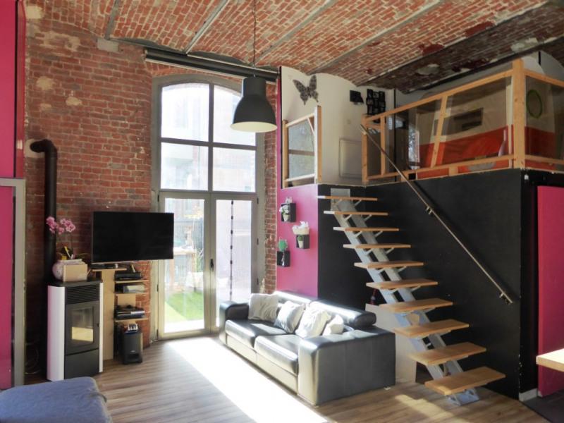 Vente de prestige loft/atelier/surface Tourcoing 199900€ - Photo 4