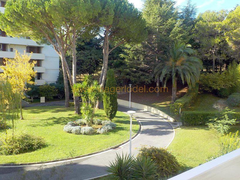 Viager appartement Antibes 52000€ - Photo 1