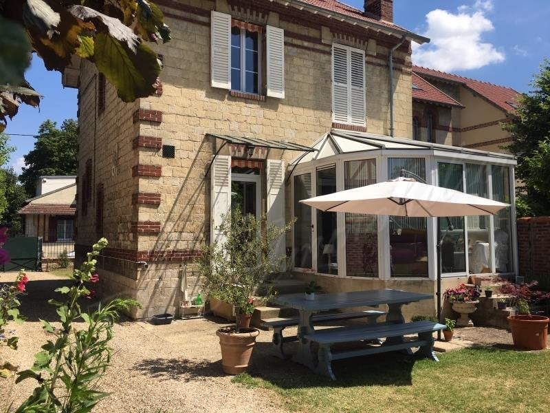 Deluxe sale house / villa Chantilly 630 000€ - Picture 1