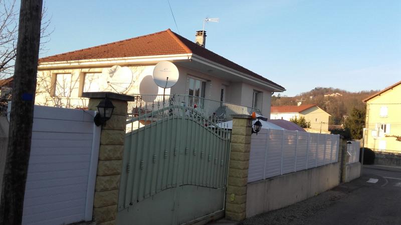 Vente maison / villa Bourgoin-jallieu 320000€ - Photo 1