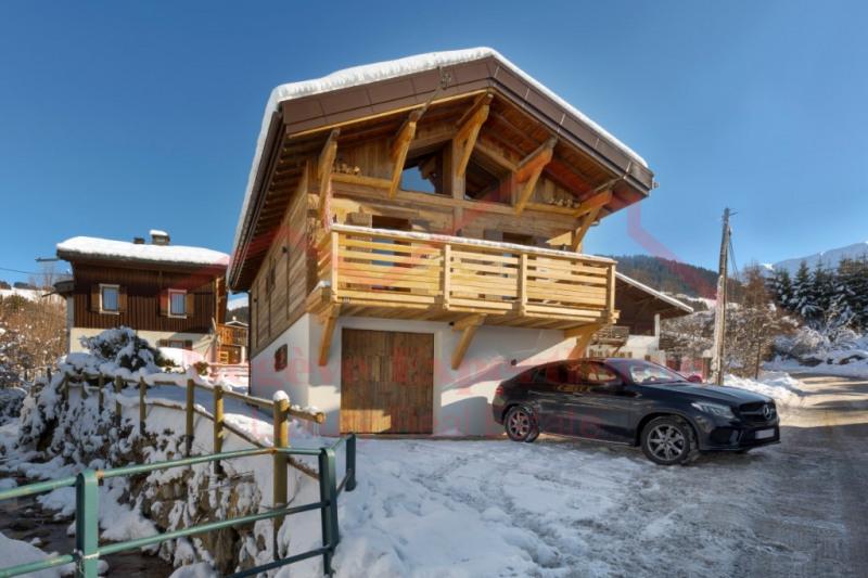 Vente de prestige maison / villa Megeve 1450000€ - Photo 1