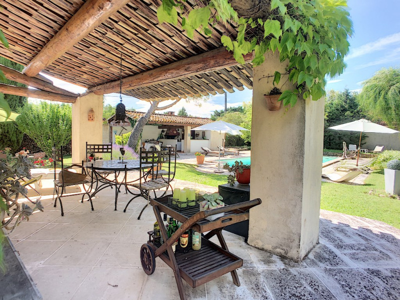 Sale house / villa Rochefort du gard 455 000€ - Picture 4