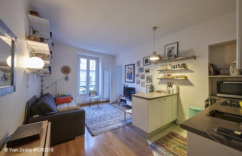 Vente appartement Paris 11ème 439000€ - Photo 1