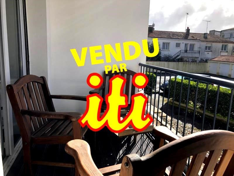Vente appartement Les sables d'olonne 152800€ - Photo 1