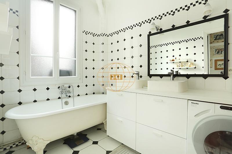 Vente de prestige appartement Neuilly sur seine 1445000€ - Photo 10