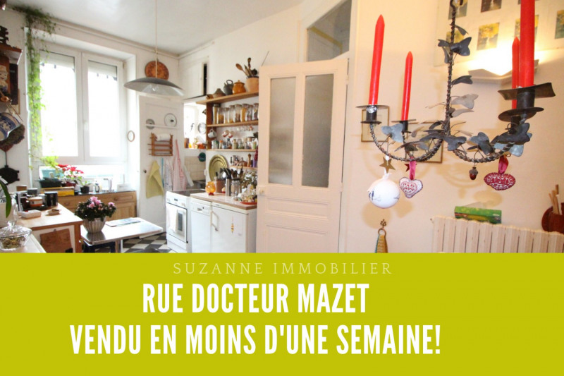 Vente appartement Grenoble 269 500€ - Photo 1