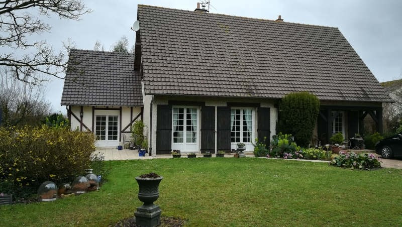 Vente maison / villa Vimont 270 000€ - Photo 1