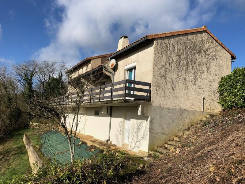 Vente maison / villa Liguge 238 500€ - Photo 1