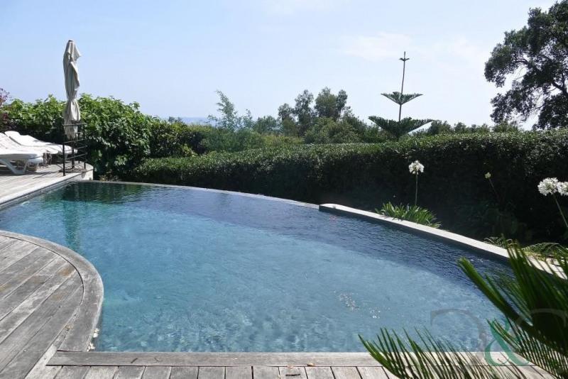 Le rayol canadel à vendre villa vue mer rénovée avec piscine
