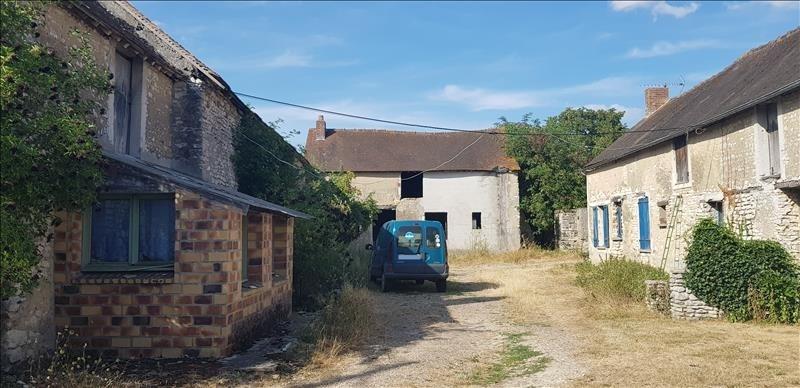 Sale house / villa Breval 5 mn 231000€ - Picture 1