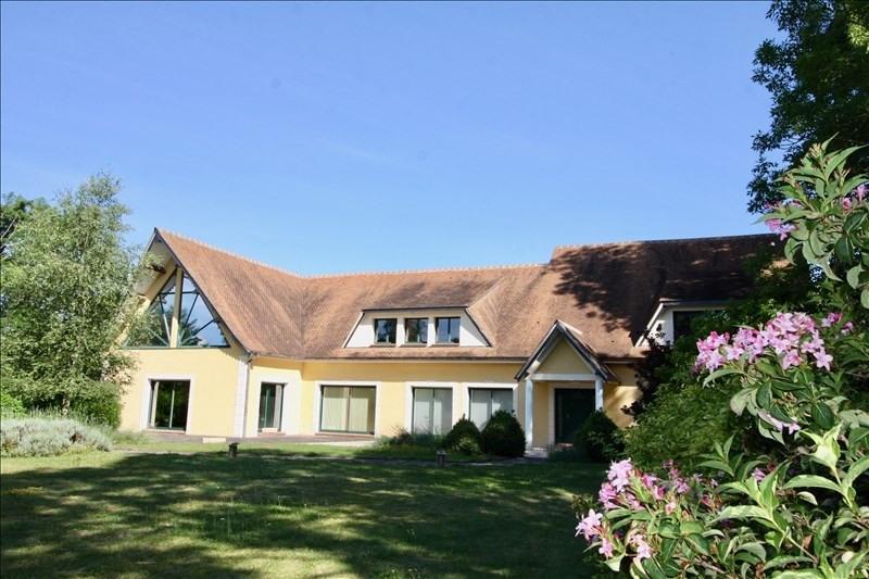 Vente de prestige maison / villa Conches en ouche 655000€ - Photo 1