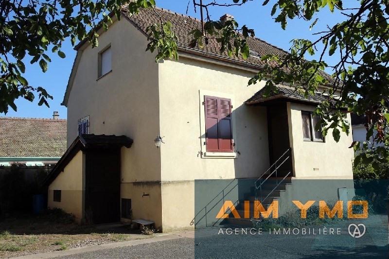 Sale house / villa Wintzenheim 242000€ - Picture 2