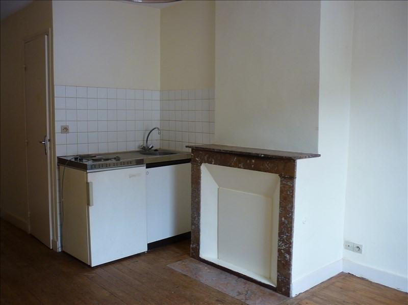 Rental apartment Mortagne au perche 260€ CC - Picture 1