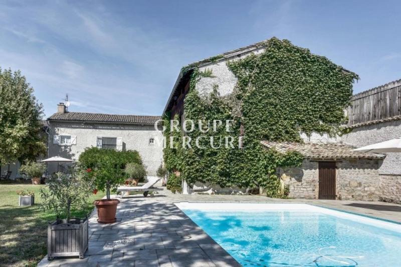 Maison de caractère - francheville - brindas - 385 m² - pisc