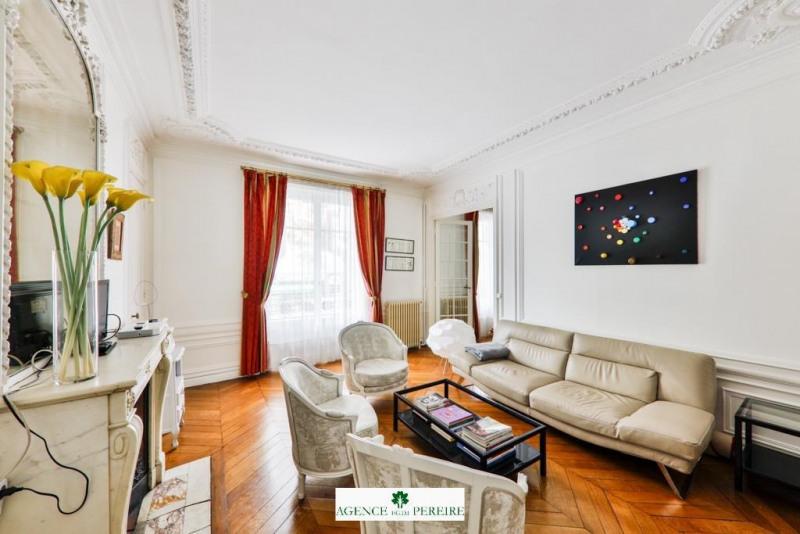 Vente de prestige appartement Paris 17ème 1420000€ - Photo 2