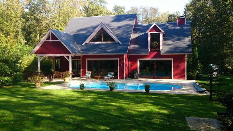 Vente maison / villa Lamorlaye 970000€ - Photo 1