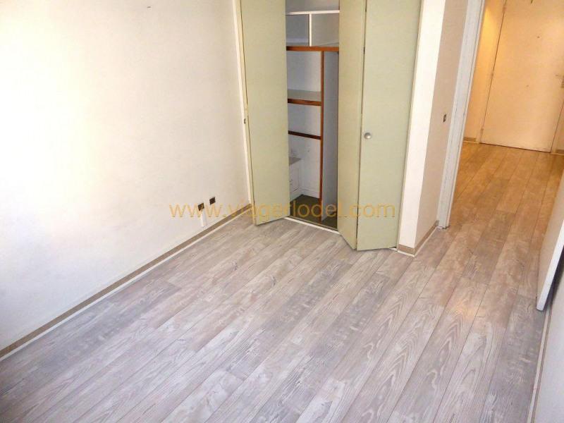 Verkauf auf rentenbasis wohnung Le cannet 52000€ - Fotografie 3